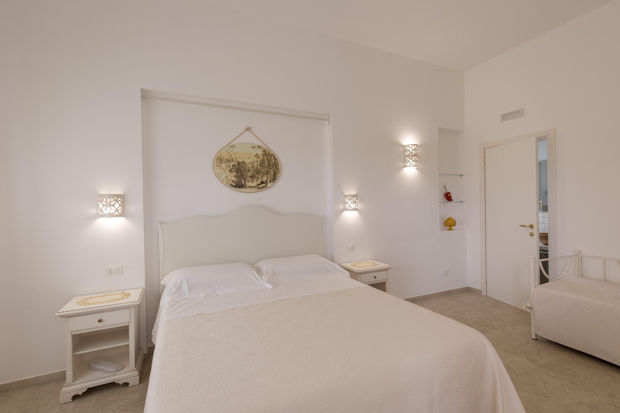 Camera 1 dimora san Quirico